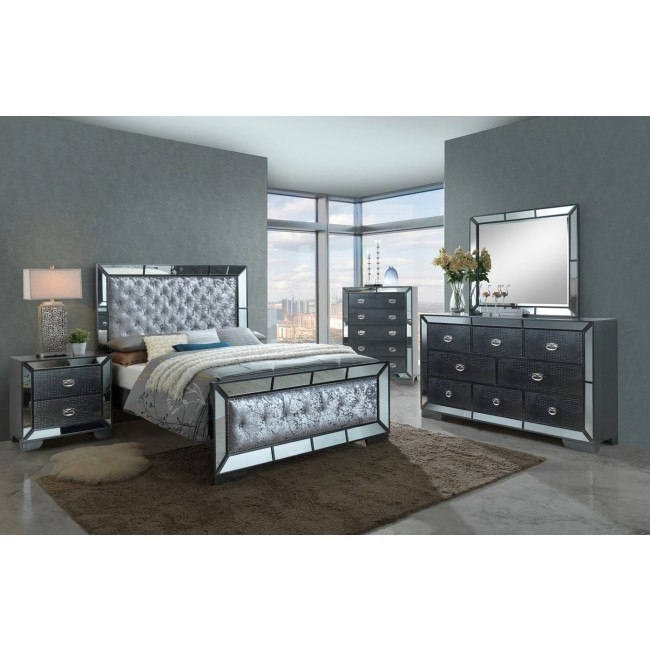 G8150A Youth Panel Bedroom Set