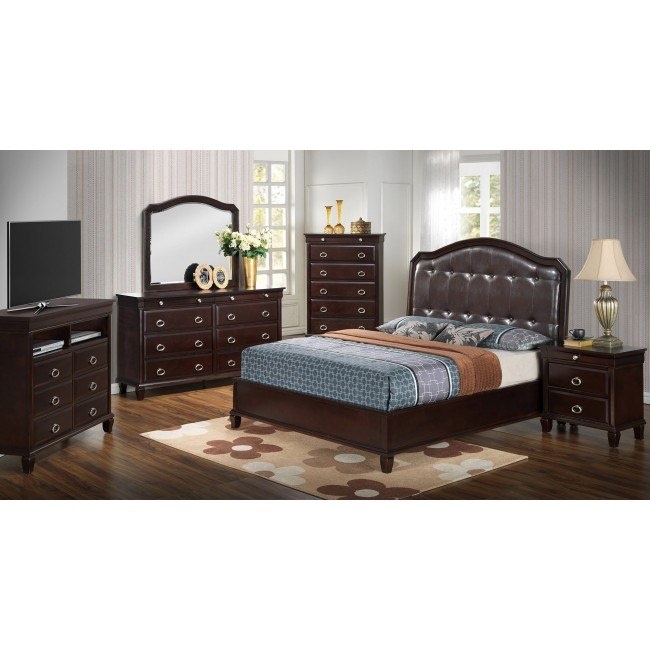 G9000 Low Profile Bedroom Set