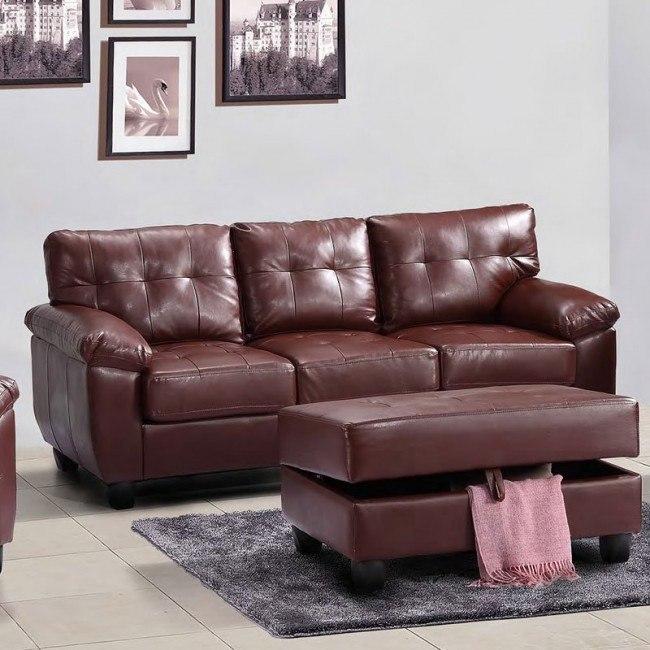 G900 Sofa (Brown)