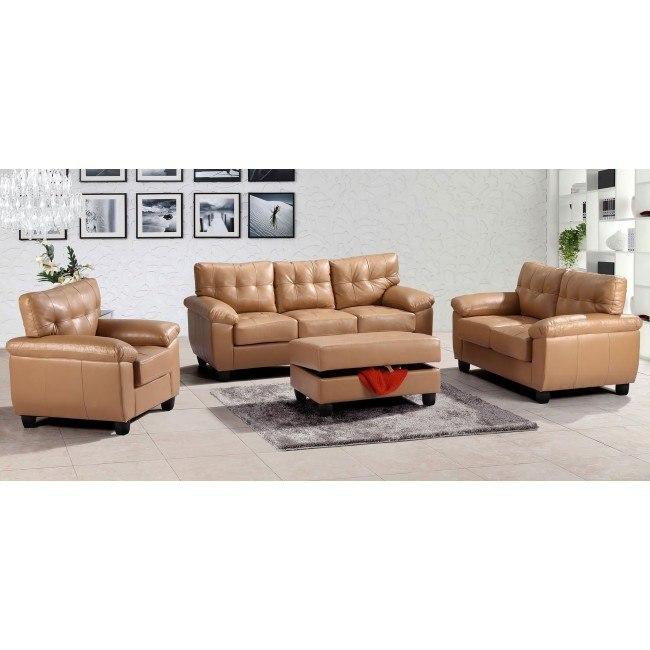 G901 Living Room Set (Tan)