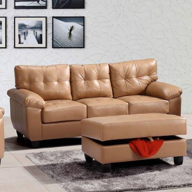 G901 Sofa (Tan)