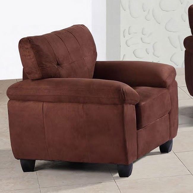G902 Chair (Chocolate)