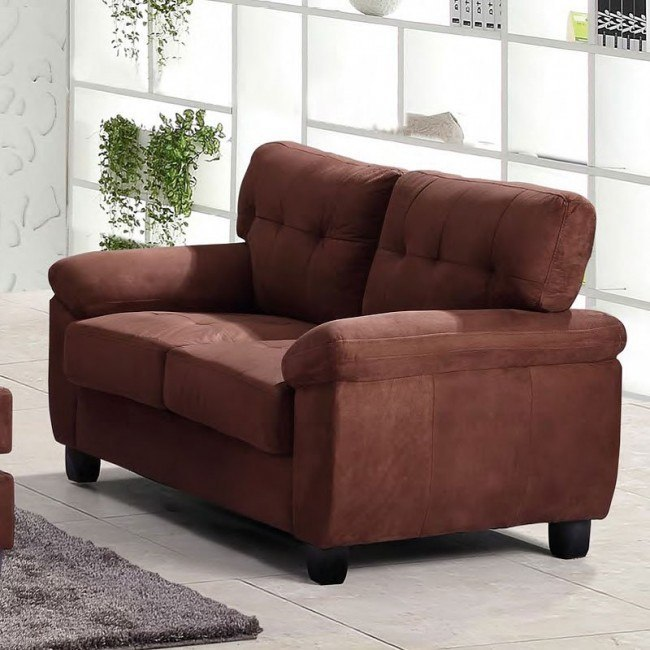 G902 Loveseat (Chocolate)