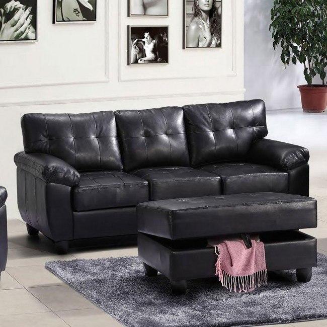 G903 Sofa (Black)