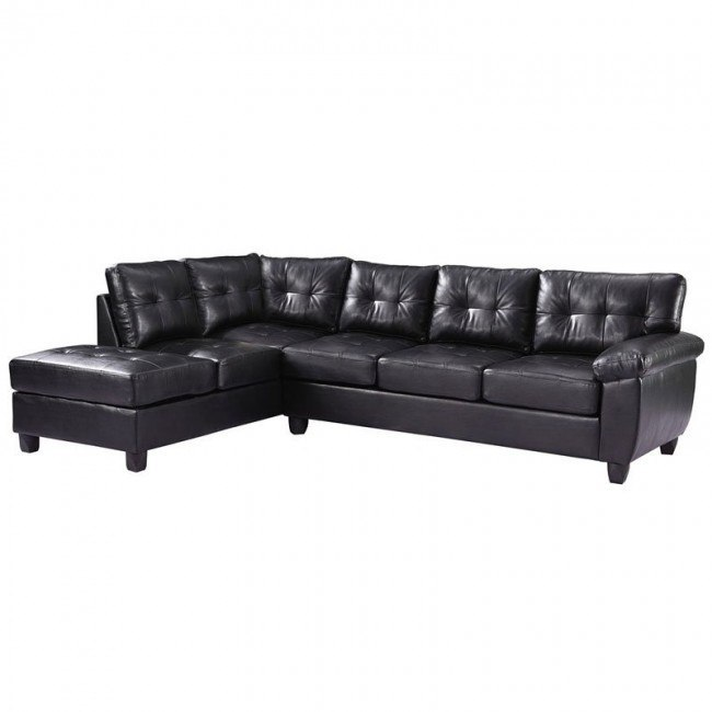 G903 Reversible Sectional (Black)