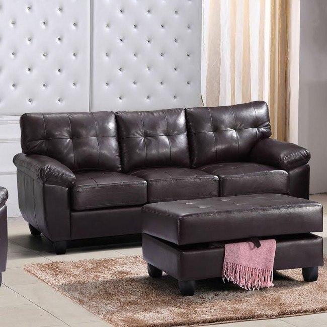 G905 Sofa (Cappuccino)