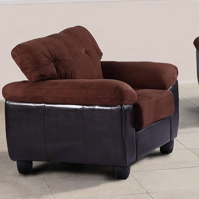 G906 Chair (Chocolate)