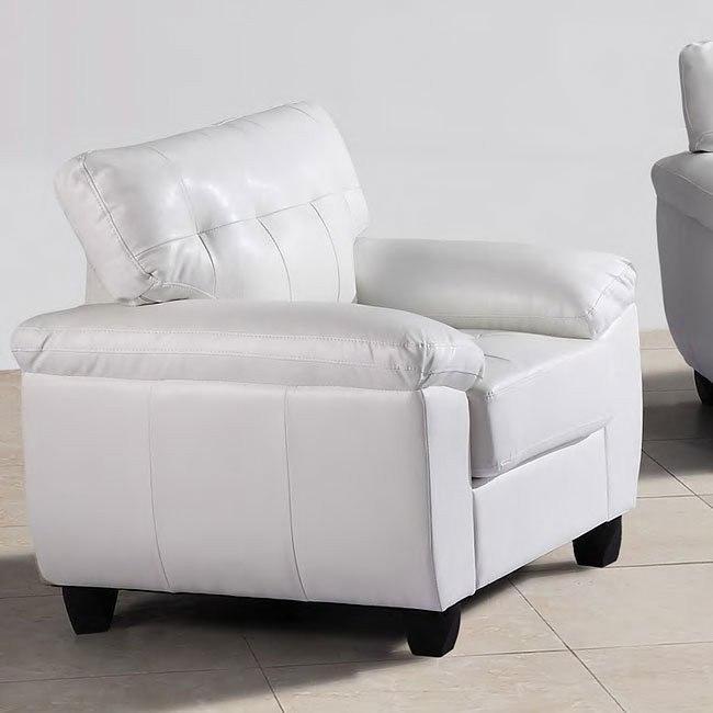 G907 Chair (White)