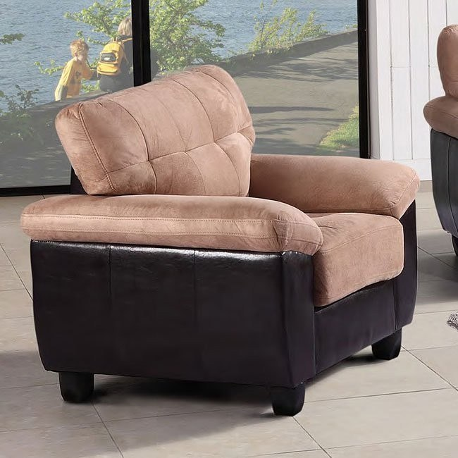 G908 Chair (Mocha)
