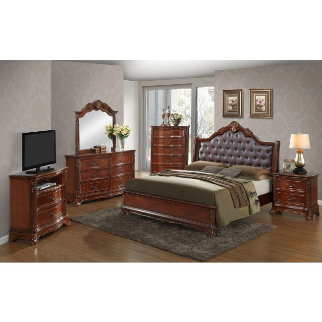 G9200A Youth Panel Bedroom Set