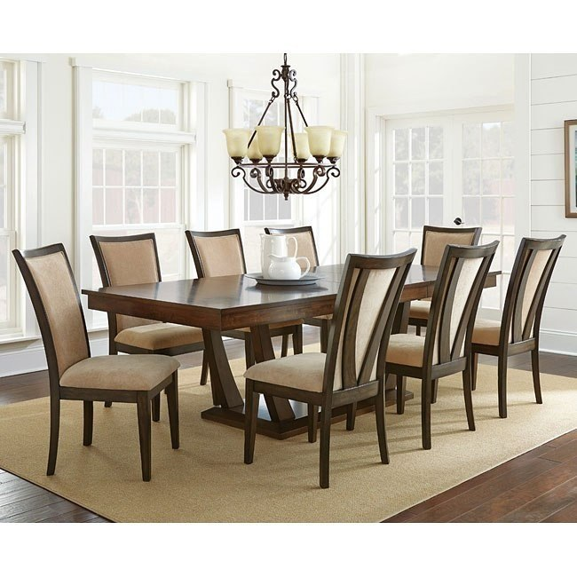 Gabrielle Living Room: Gabrielle Dining Room Set By Steve Silver Furniture