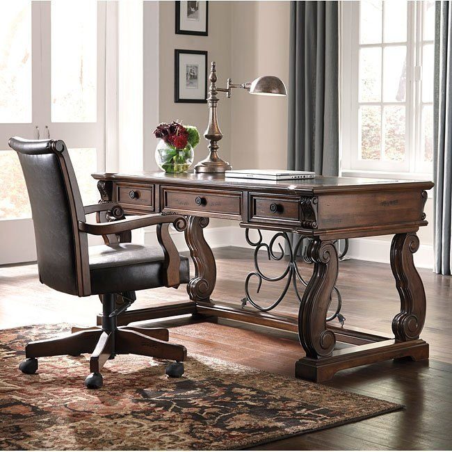 Alymere Home Office Set