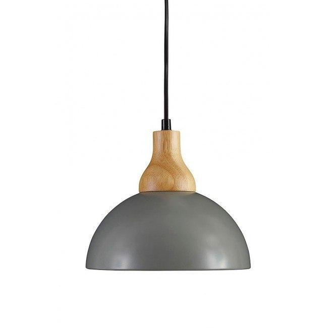 Idania Metal Pendant Light (Gray)