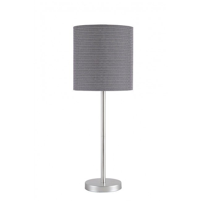 Stevonne Metal Table Lamp (Silver) (Set of 2)