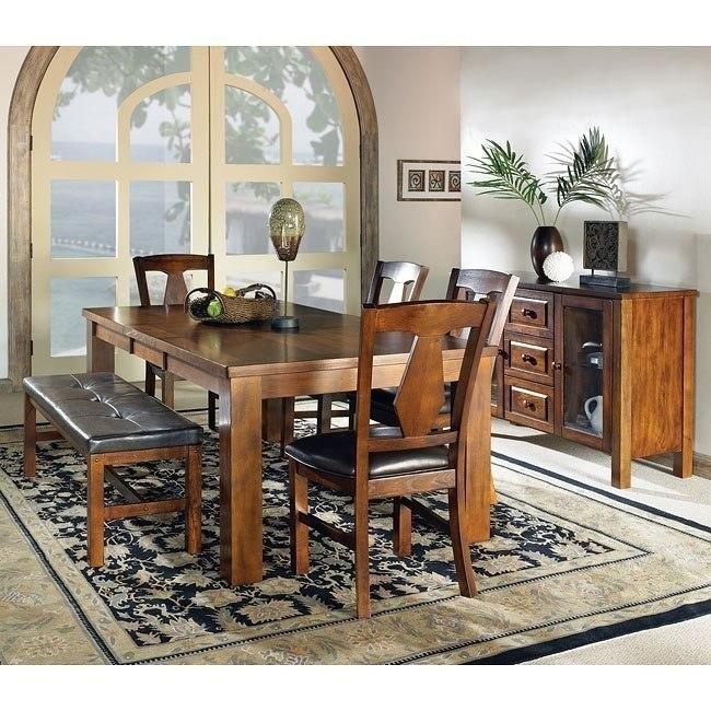 Lakewood Dining Room Set By Steve Silver Furniture