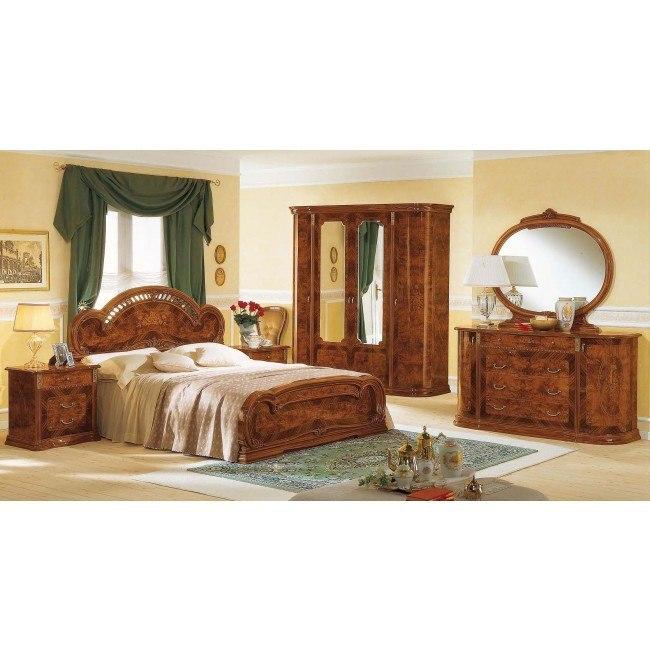 Milady Panel Bedroom Set