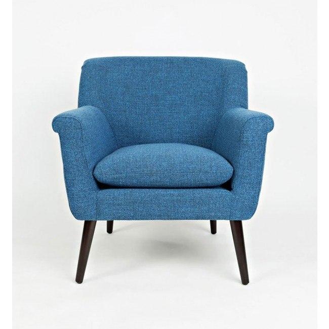 Tremendous Marconi Accent Chair Royal Blue Machost Co Dining Chair Design Ideas Machostcouk