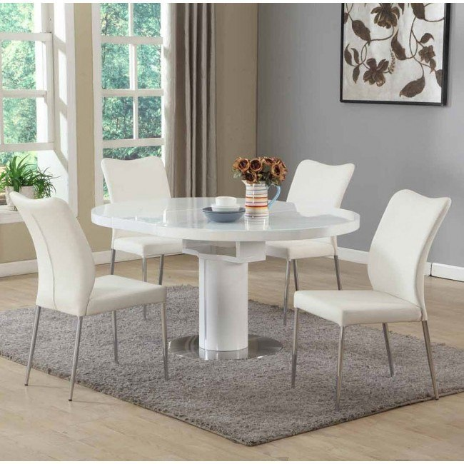 Nora Dining Room Set w/ Chair Choices