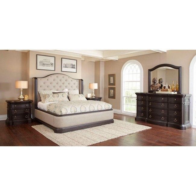 Ravena Wing Bedroom Set