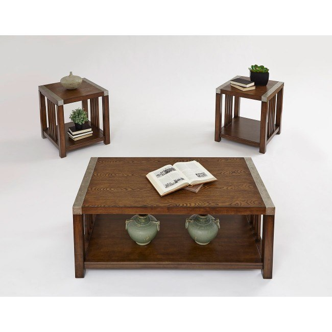 Mason Hills 3-Piece Occasional Table Set