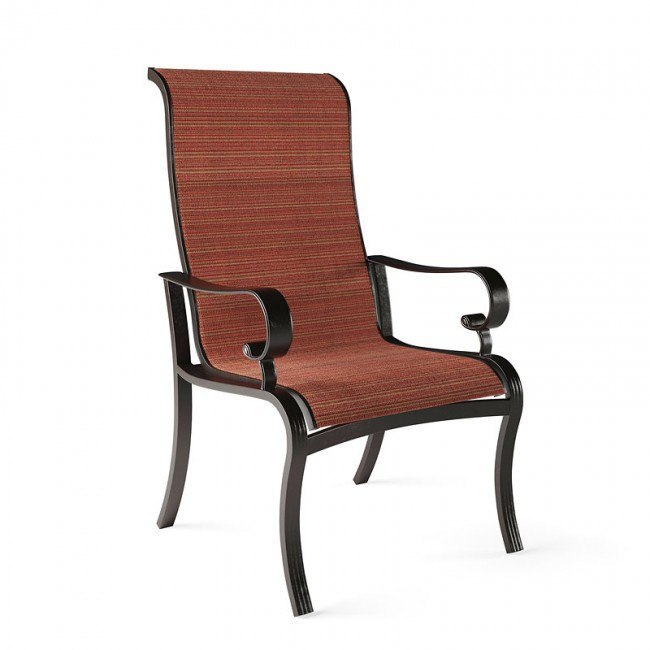 Apple Town Outdoor Sling Chair (Set of 2)