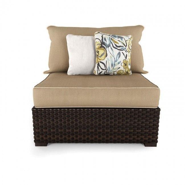 Marvelous Spring Ridge Outdoor Armless Chair Set Of 2 Creativecarmelina Interior Chair Design Creativecarmelinacom