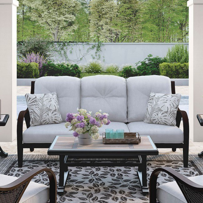 Marsh Creek Outdoor Sofa