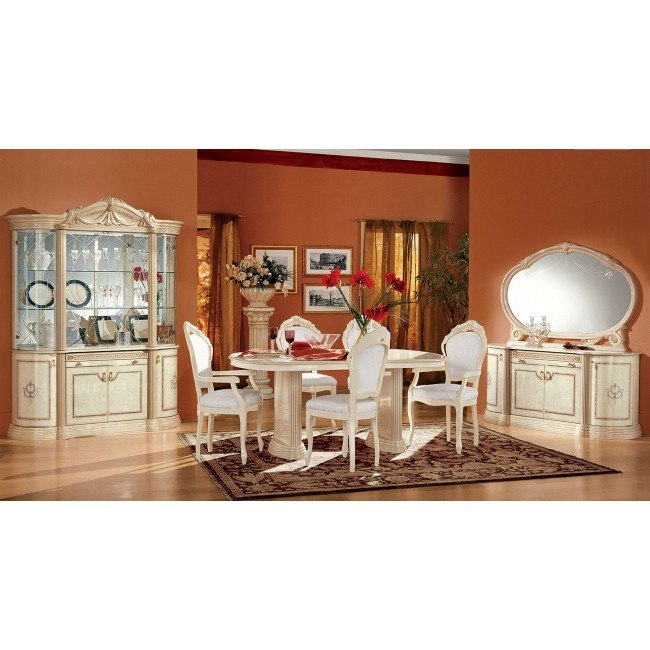 Rossella Oval Dining Room Set