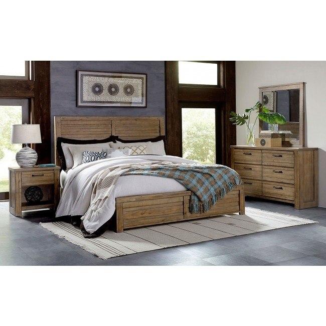 Soho Panel Bedroom Set