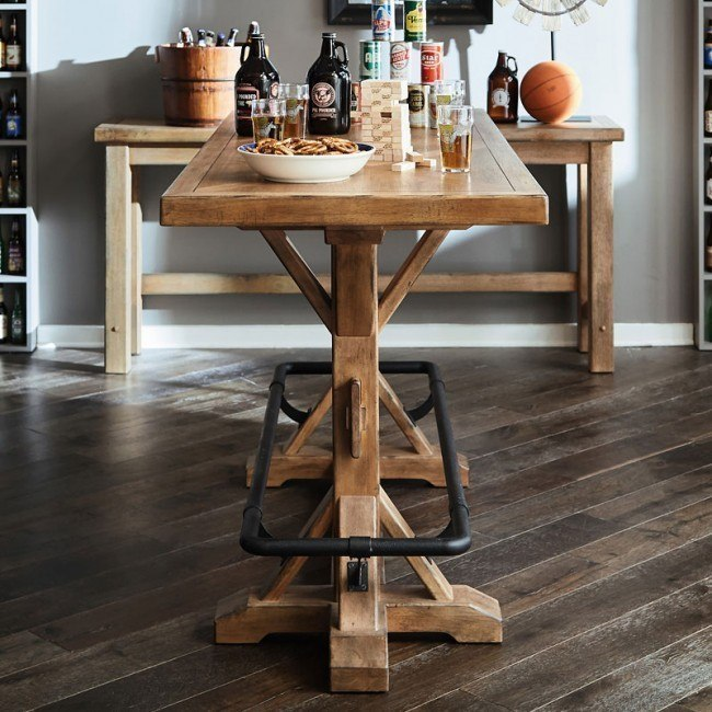 Pleasing Furniture City Brewing Blonde Stand Up Pub Table Download Free Architecture Designs Estepponolmadebymaigaardcom