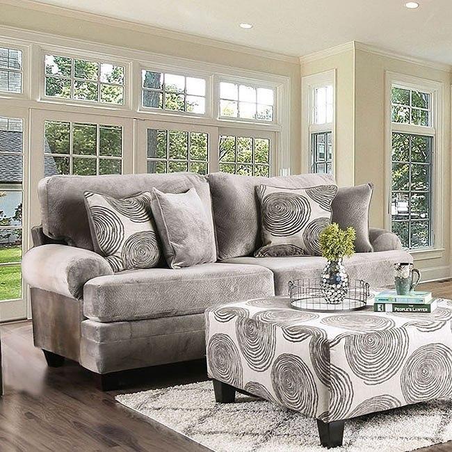 Bonaventura Sofa (Gray)