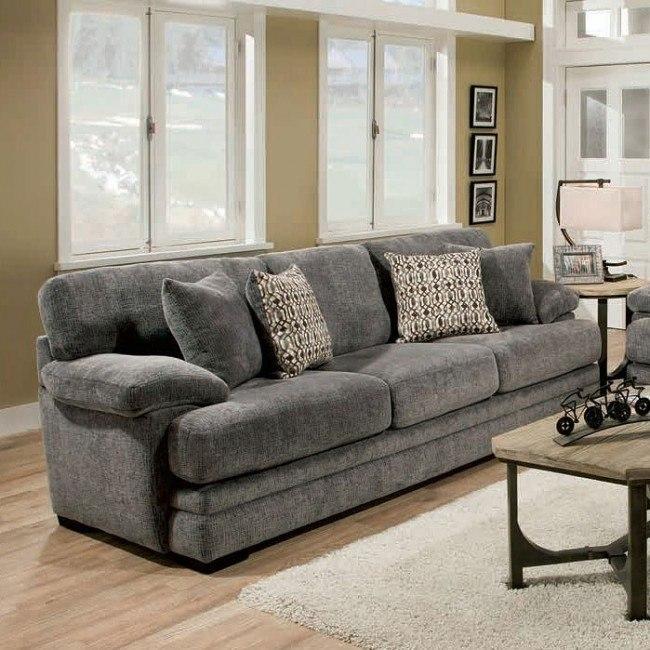 Abrianna Sofa (Gray)