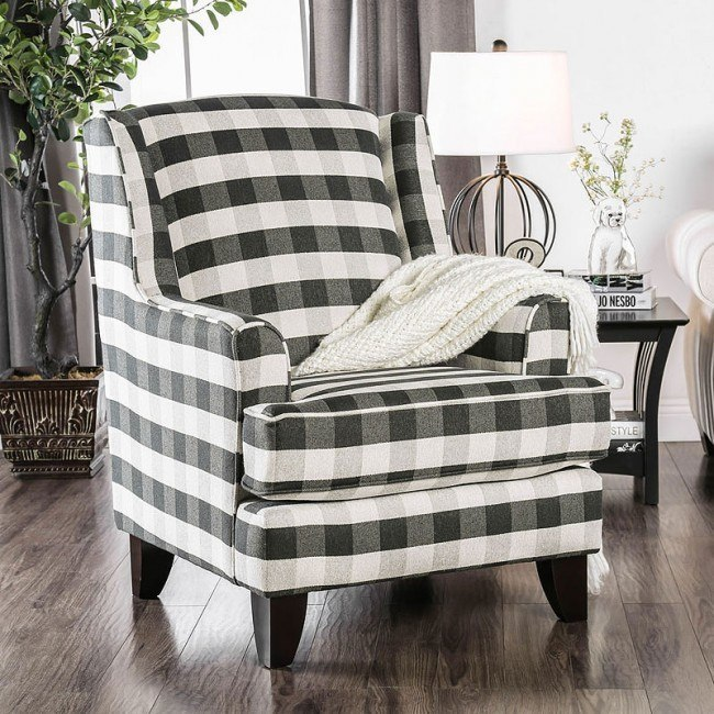 Patricia Stripe Chair