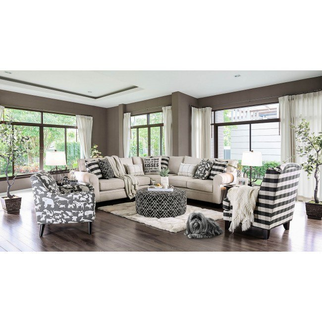 Patricia Sectional Set