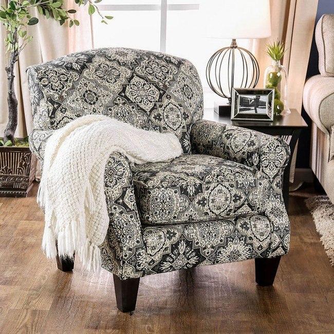 Bernadette Floral Chair