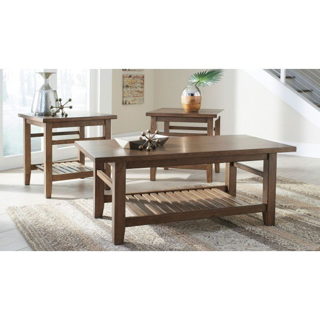 Zantori 3-Piece Occasional Table Set