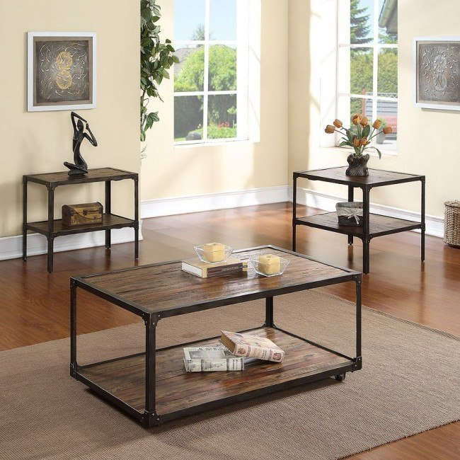 Colchester Occasional Table Set
