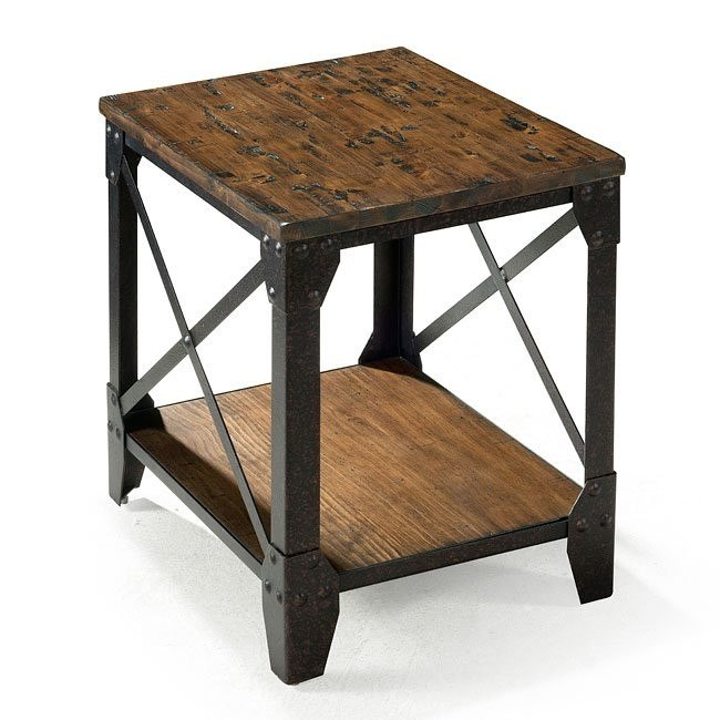 Pinebrook Smaller End Table