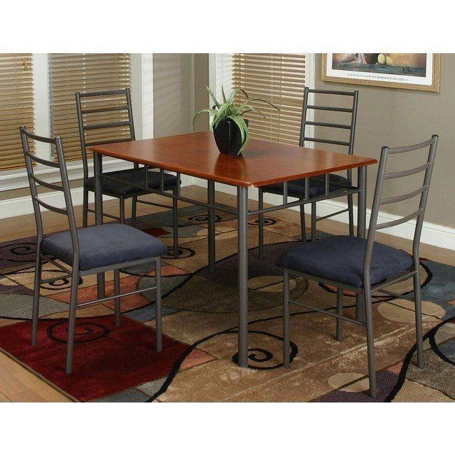 Surprising Marcy 5 Piece Dining Room Set Home Interior And Landscaping Transignezvosmurscom