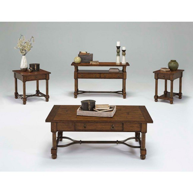 Echo Canyon Lift-Top Occasional Table Set
