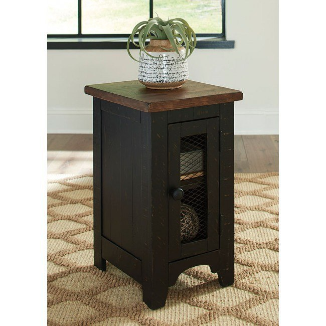Valebeck Chair Side End Table By Signature Design By Ashley