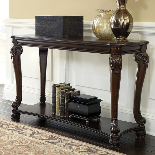 Norcastle Sofa Table by Signature Design by Ashley, 1 ...