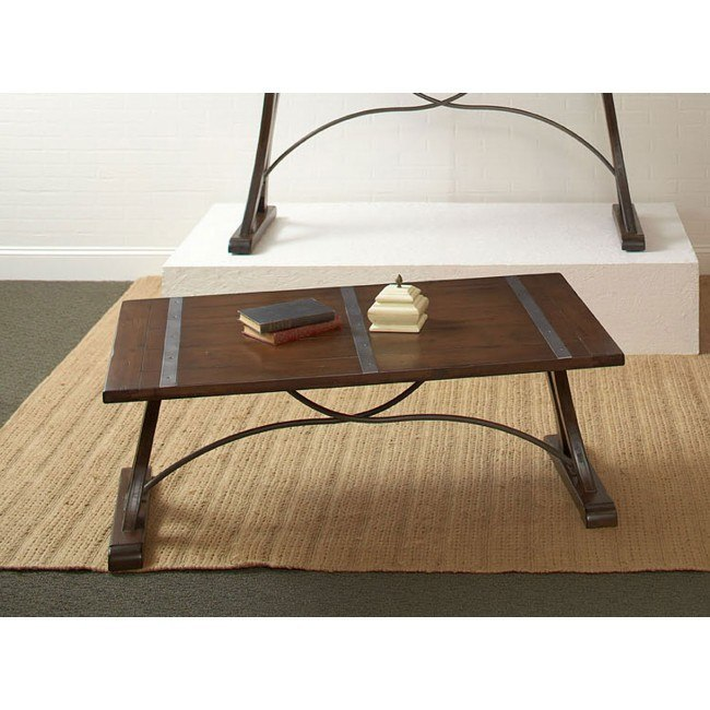 New Bedford Rectangular Cocktail Table