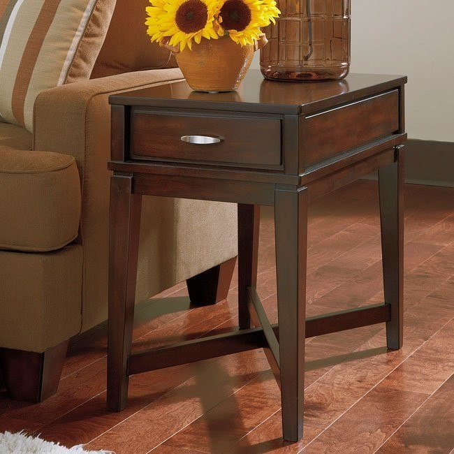 Dinelli Chairside Table