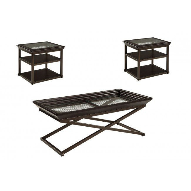 Florentown Occasional Table Set