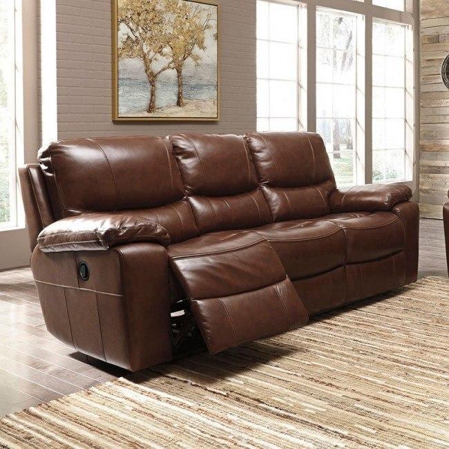 Penache Saddle Reclining Sofa