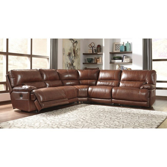 Kalel Saddle Power Reclining Sectional
