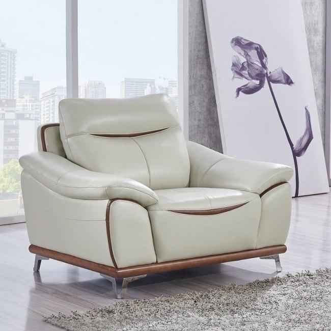 U8351 Chair (Blanche Pearl / Agnes Auburn)