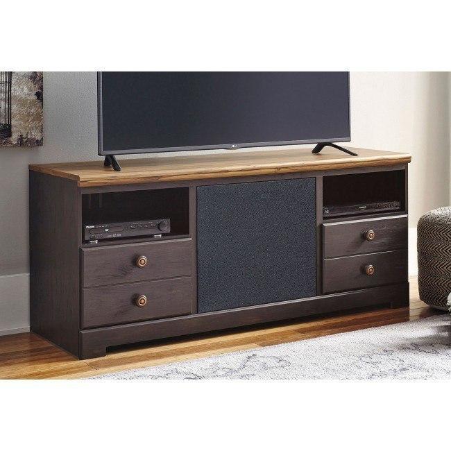Maxington TV Stand w/ Integrated Audio