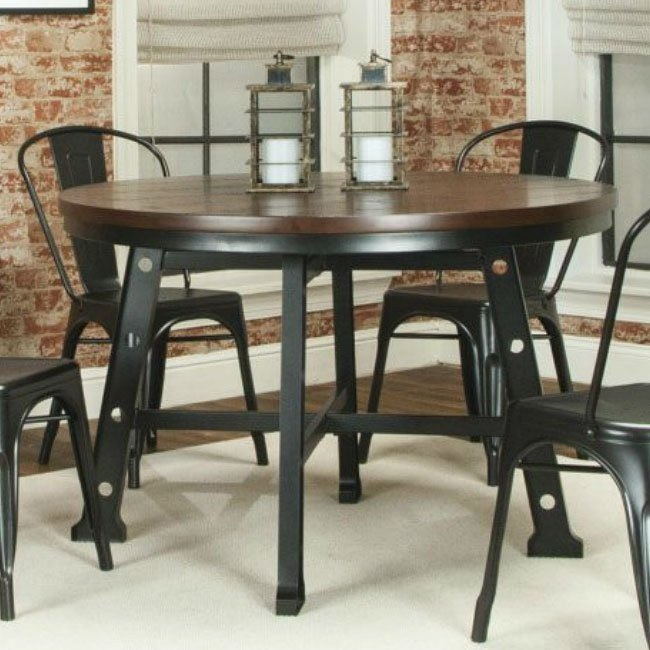 Dax Round Dining Table Dining Room And Kitchen Furniture Dining
